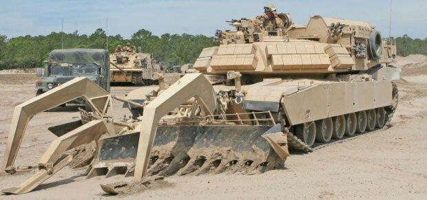 Assault Breacher Vehicles