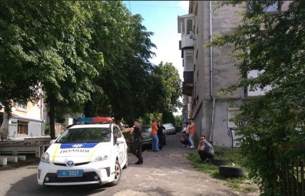 вибух в Тернополі