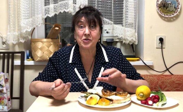 Наталія Фаліон / скріншот з відео