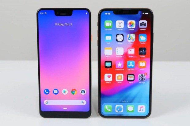 iPhone XS Max vs Pixel 3 XL: якість зйомки шокувала користувачів