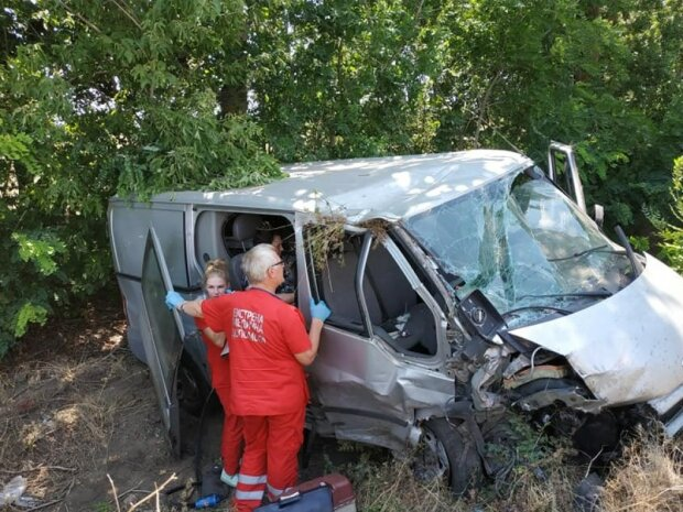 П'яний вилетів на зустрічку: у страшній аварії під Одесою загинув чоловік, двоє дітей - у реанімації