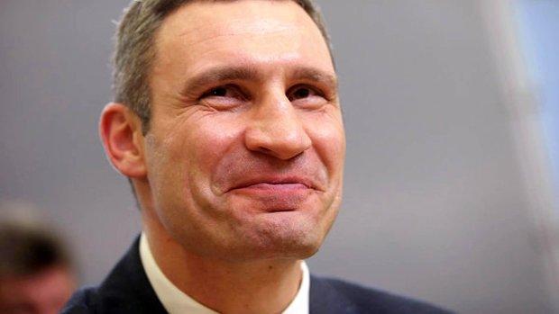 """Мэр Киева Виталий Кличко выдал новый перл: """"Откуда берется вода и куда она идет"""""""