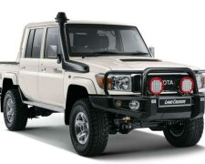 Land Cruiser 79 Namib