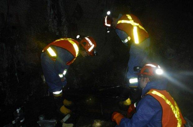 Вода в шахті, фото: UTORONTO