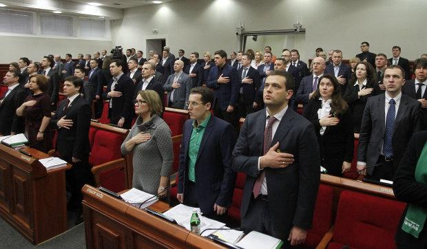 Киевсовет собирается избавиться от одной политической силы