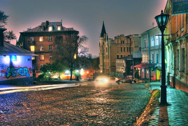 Европейцы назвали Киев лучшим городом для путешествий