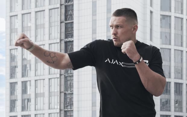 Нові таланти Усика: український боксер вразив фанатів