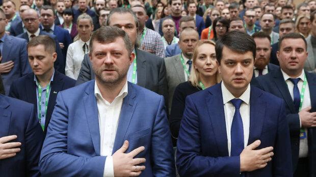 Слуги Зеленського поїхали на Донбас, щоб заночувати на передовій