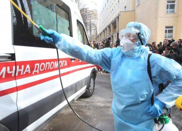 коронавирус в Украине, фото:Униан