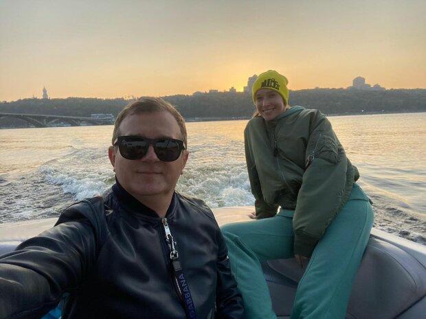 Катя Осадчая и Юрий Горбунов, фото - https://www.instagram.com/gorbunovyuriy/