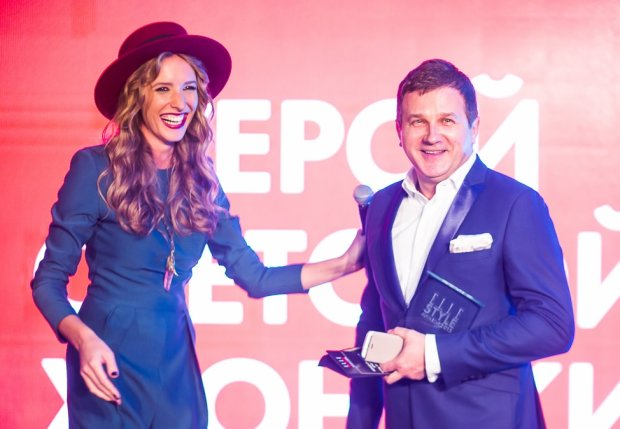 Катя Осадча та Юрій Горбунов