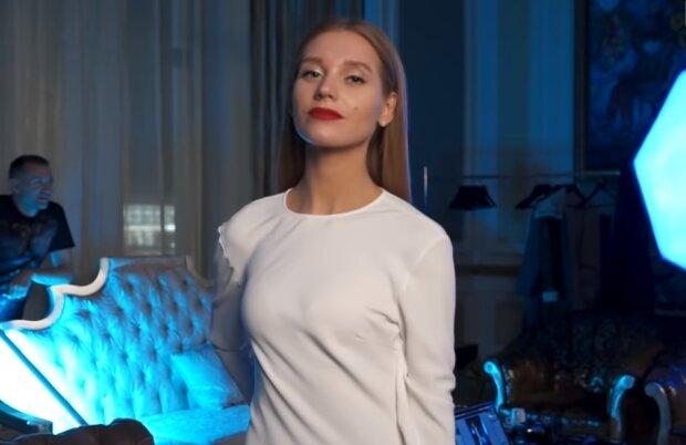 Христина Асмус, скрін з відео