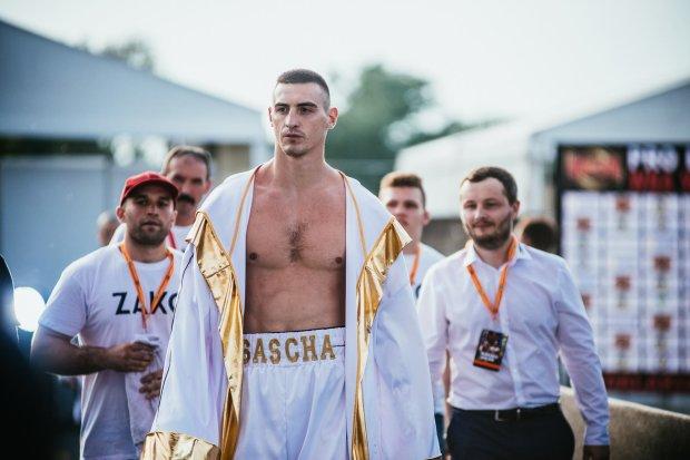 Кращий український суперважковик жорстко нокаутував латвійця