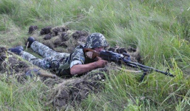 Війська АТО обстріляли за добу 82 рази