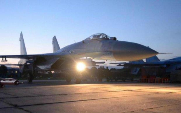 Українські аси показали вищий пілотаж у надскладних умовах