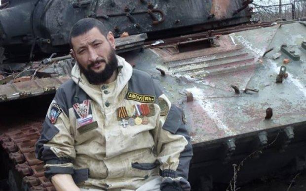 Российский актер, воевавший за боевиков, погиб на Донбассе