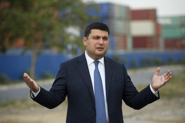 Гройсман дав прогноз на випадок перемоги Зеленського: успіх України