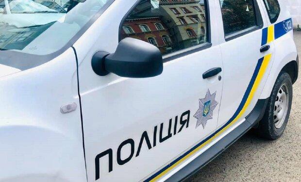 Автомобиль полиции, фото иллюстративное: Facebook Ivano-Frankivskuy VP