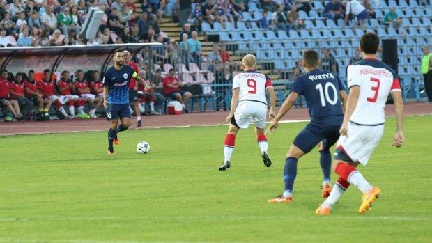 Братья Фаворовы принесли Десне победу над киевским Арсеналом