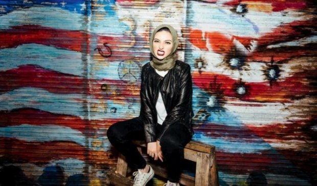 Мусульманка в хиджабе снялась для Playboy