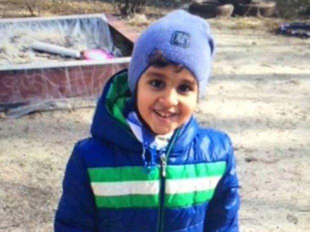 У Броварах викрали 4-річного хлопчика