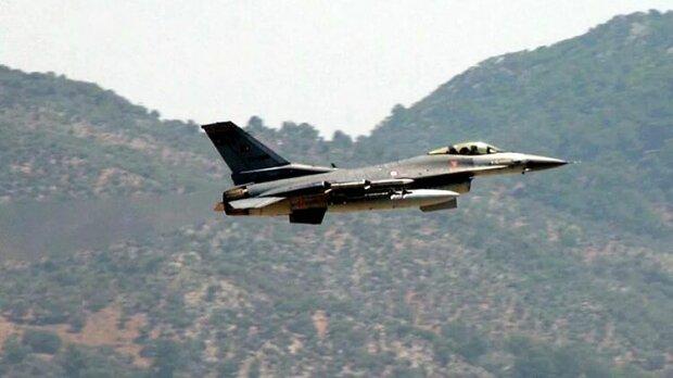 винищувач F-16, фото: Flickr