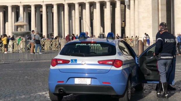 Полиция Италии, фото: скриншот из видео