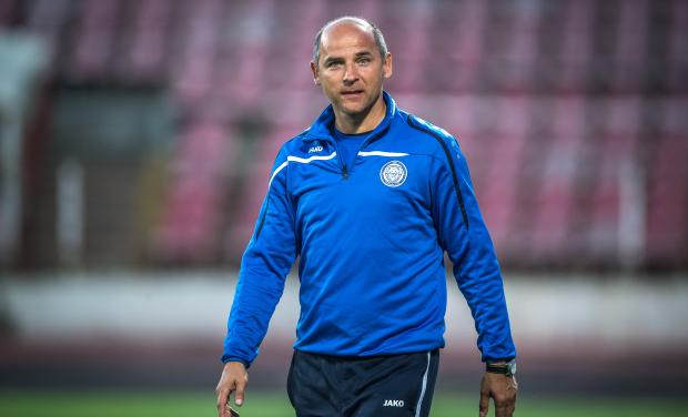 Український тренер став найкращим у Європі