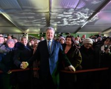 Президент України Петро Порошенко, робоча поїздка до Запоріжжя