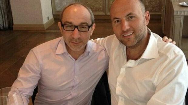 Кернес и Фукс, фото: Страна