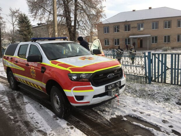 На Тернопольщине в школе завелись летучие мыши: Facebook ГСЧС Тернопольской области