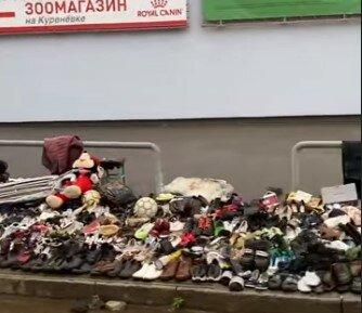 Київська Куренівка обклалася купами сміття на карантині - насвинячили на десятиліття вперед