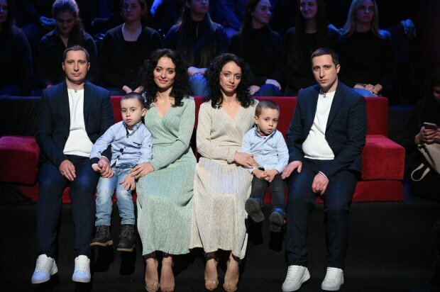 Украинские близняшки вышли замуж за близнецов, детали невероятной семейной истории