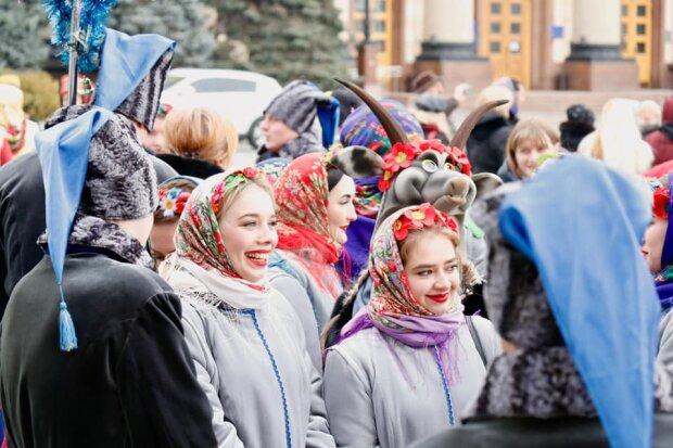Погода на Маланки й Василя: попри тріск із банальностей, колядники будуть щасливі у всіх сенсах