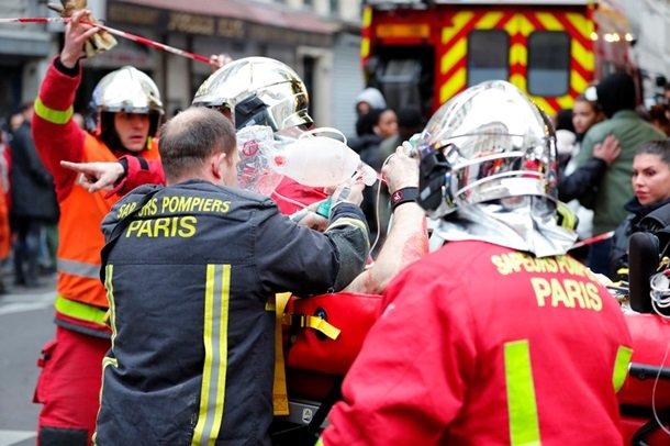Потужний вибух у Парижі: з'явилася шокуюча інформація про загиблих і поранених