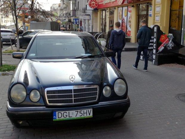 Владельцев евроблях ждет очередная подстава: 170 тысяч или прощайтесь с авто