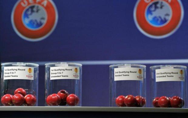 Олімпік і Олександрія дізналися потенційних суперників в Лізі Європи