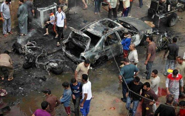 Рамадан в Багдаде закончился кровавым терактом: фото, видео