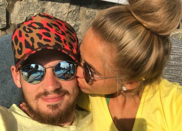 Денис Бойко с женой Валерией