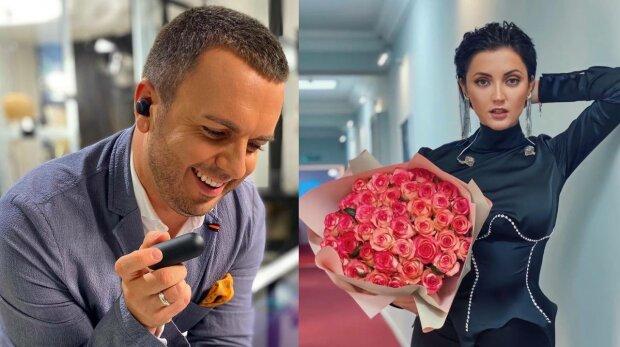 Оля Цибульська та Григорій Решетник, фото: Instagram