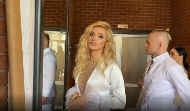 Ірина Федишин, скріншот з відео