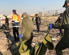 Аварія літака МАУ в Ірані, фото: uazmi.net