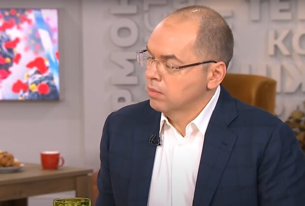 Максим Степанов, кадр з ефіру Сніданок з 1+1: YouTube