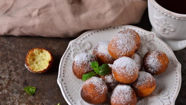 Домашній рецепт: пончики на згущеному молоці