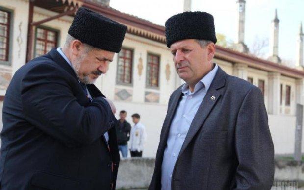 Крымские оккупанты испугались Чубарова