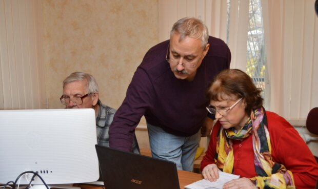 Пенсіонери, Фото: сайт БезФормата