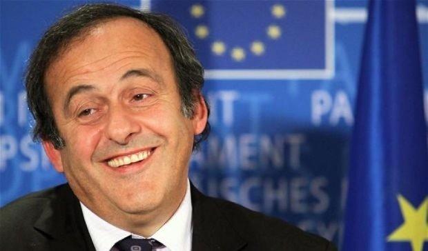 Платіні залишае пост президента УЄФА
