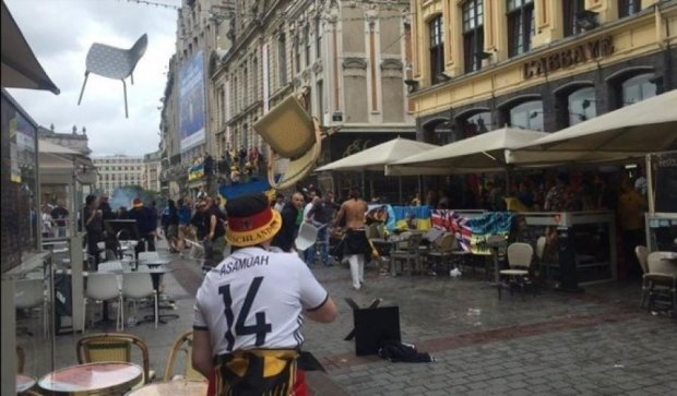У Франції побили українських вболівальників