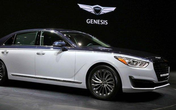 Hyundai замахнувся на лаври Maybach