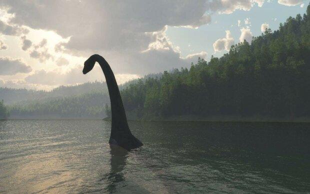 Лохнеське чудовисько підкорило нове озеро: в Ірландії істота потрапила на камеру здивованих студентів